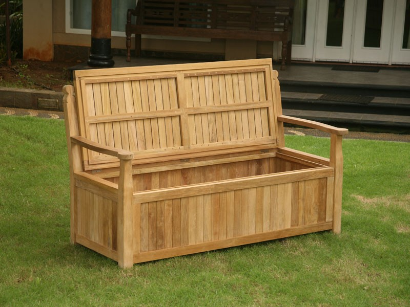 garden sloane benches teak wooden flat frontfla seater westminster bench sons arm
