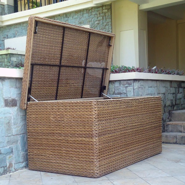 Rattan Cushion Boxes