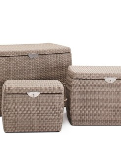 Set of 3 Luxor Cushion Boxes